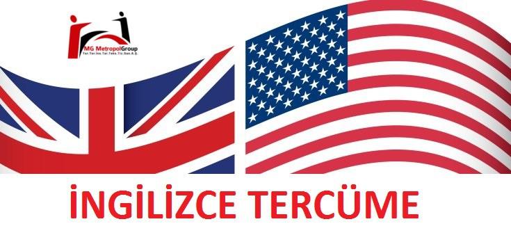 İngilizce Tercüme Mecidiyeköy