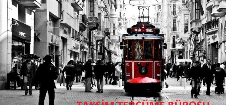 Tercüme Büroları Taksim